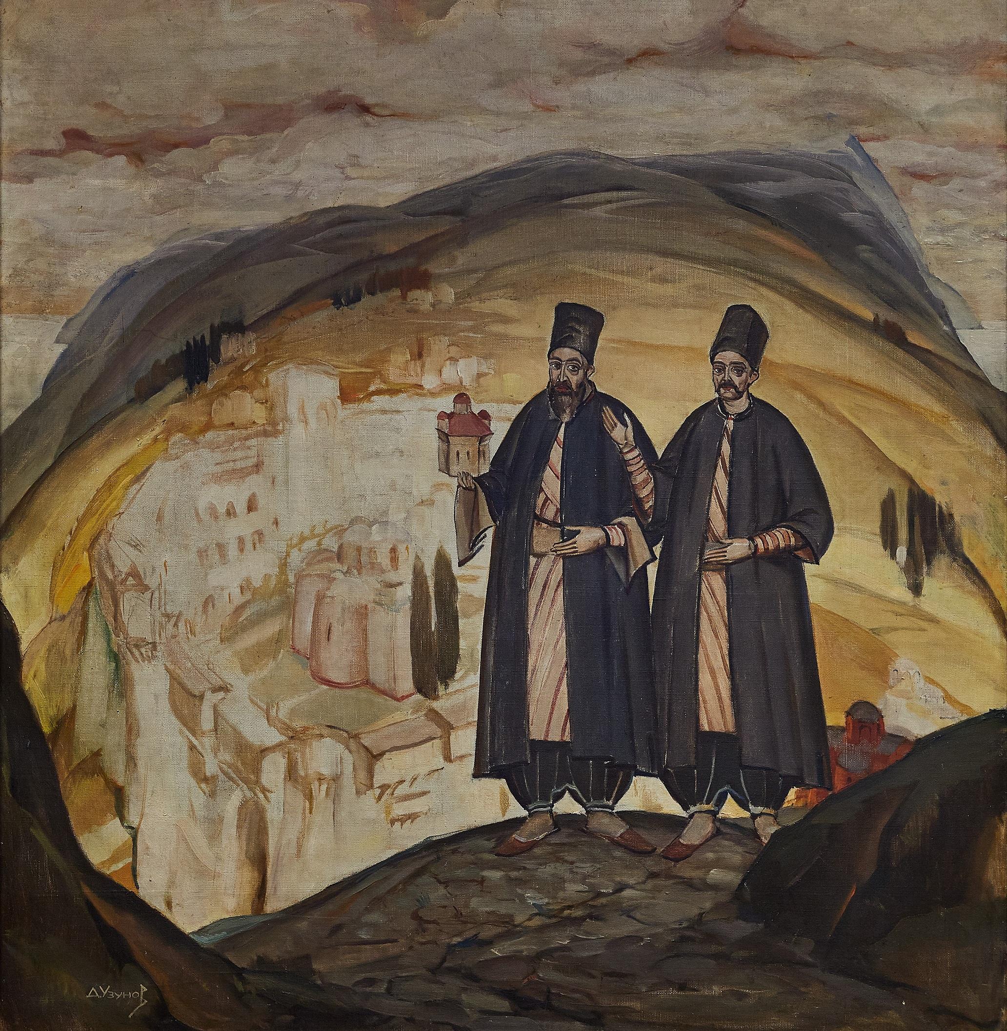 1-65 Всемирното Православие - ГРАДИНАТА НА ДУХОВНОСТТА. СВЕТА ГОРА И БЪЛГАРСКОТО ИЗКУСТВО ПРЕЗ ПЪРВАТА ПОЛОВИНА НА ХХ ВЕК (3)